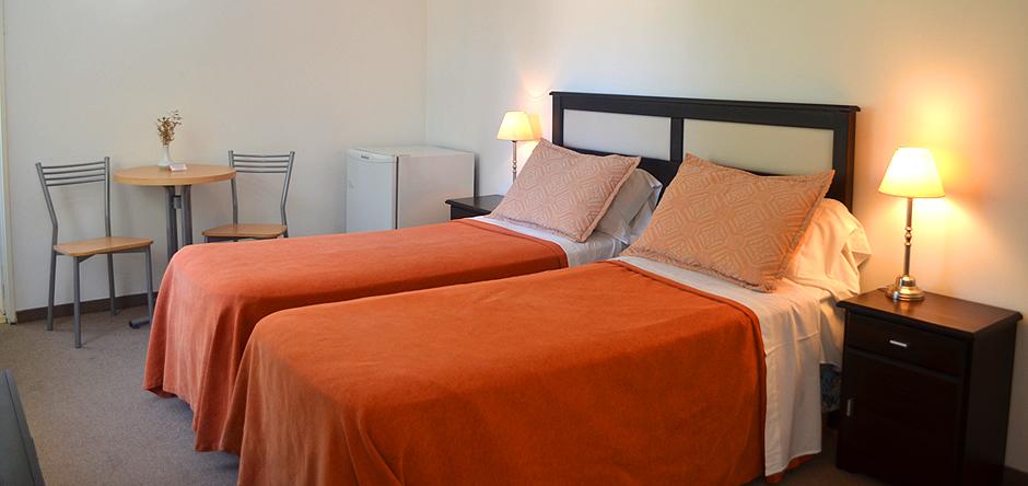 Ofrecemos una variedad de habitaciones confortables y excelentes tarifas