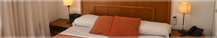 <span>Hospedese en las habitaciones Doble Superior</span>