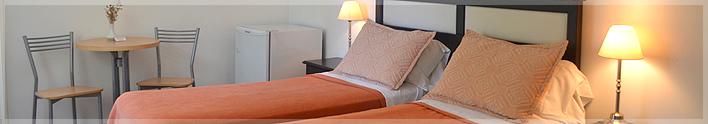 <span>Disfrute de nuestras habitaciones</span>