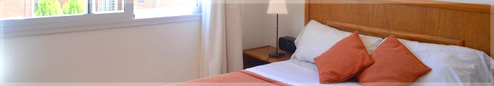 <span>Hospedese en las habitaciones Doble Standard</span>